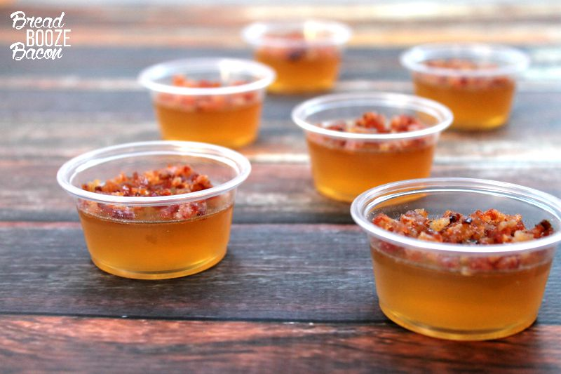 Bacon Bourbon Jello Shot Recipe