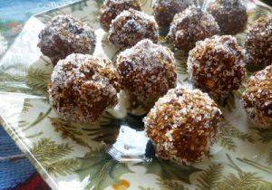 Bailey's Irish Cream Balls Recipe - No Baking