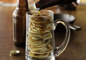 Beer and Bacon Pancakes Recipes