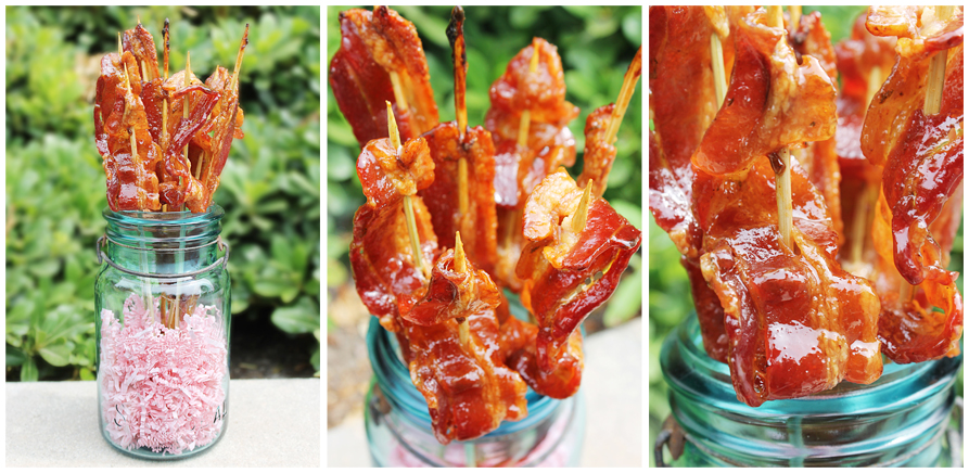 Candied Tequila Bacon Recipe - National Tequila Day