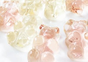 Champagne Gummy Bears Recipe
