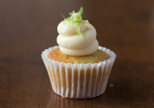 ProhibitionBakery.com - Dark and Stormy Cupcake