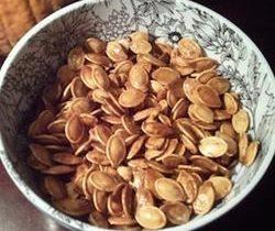 Drunken Pumpkin Seeds - Made With Whiskey