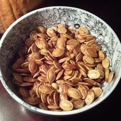 Drunken Pumpkin Seeds - Made With Whiskey