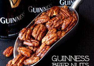 Guinness Beer Nuts Recipe