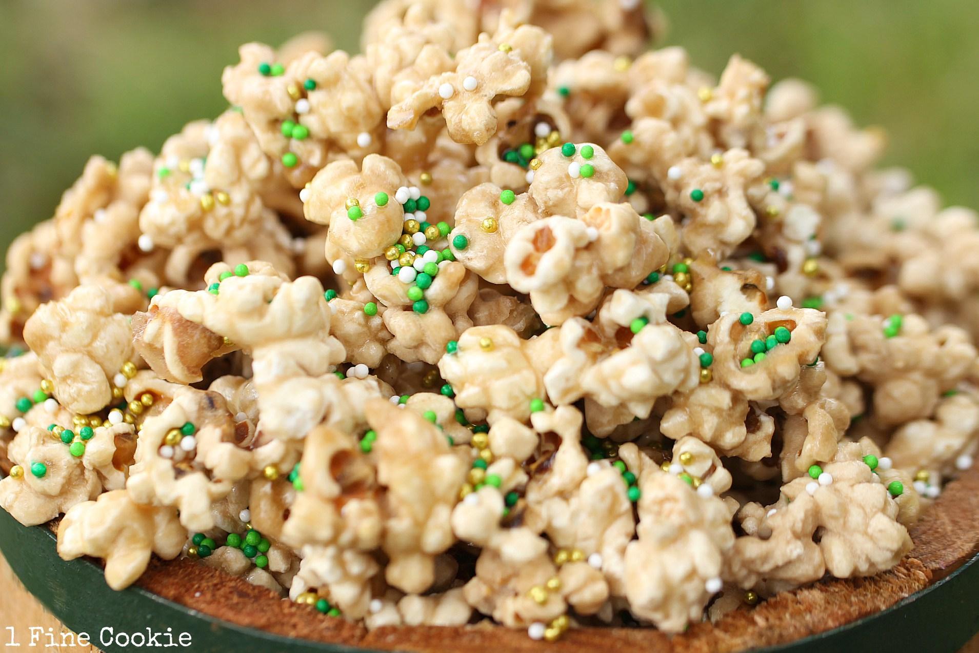 Guinness Popcorn