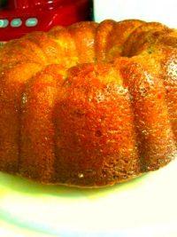 Maple Crown Royal Pound Cake