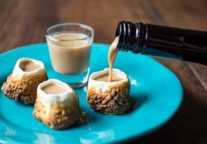 Marshmallow Shot Glass Recipe