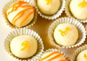 Mimosa Truffles Recipe