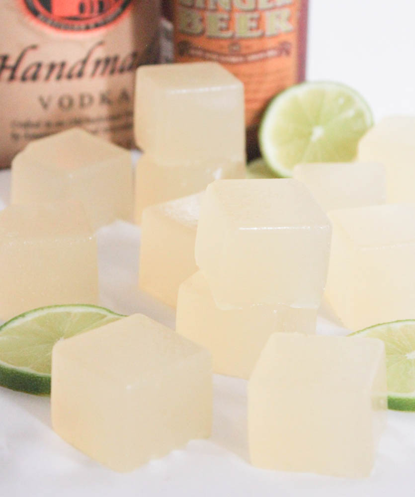 Moscow Mule Jello Shot Recipe