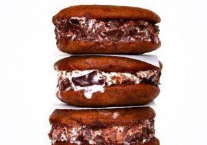 Nutella Frangelico Ice cream Sandwich Recipe