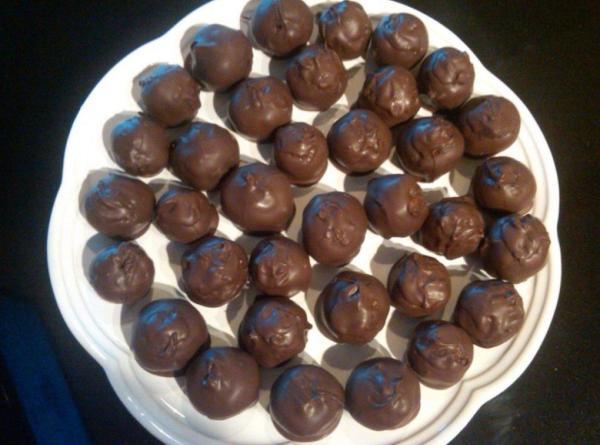 Pecan Pie Balls with Brandy Recipe