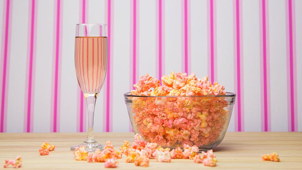 Pink Moscato Popcorn Recipe