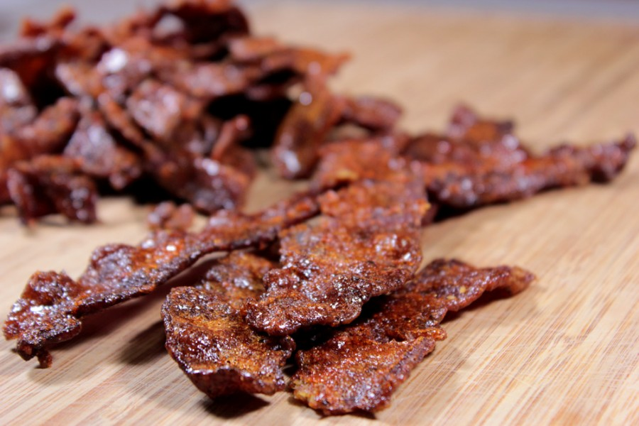 Smoked Bourbon Bacon Recipe