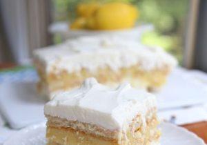 Limoncello and Ricotta Cake Recipe