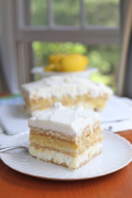 Limoncello and Ricotta Cake Recipe