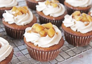 Hard Cider and Fireball Whiskey Cupcake Recipe