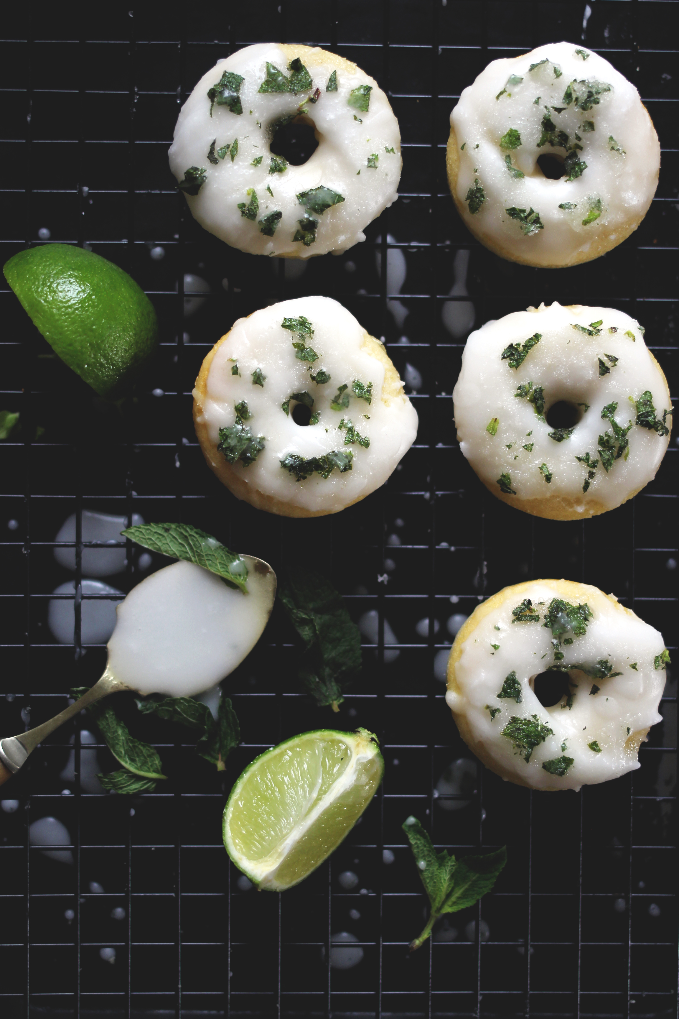 Mini Mojito Donuts Recipe