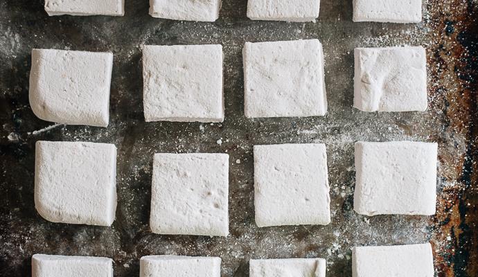 Pinot Noir Marshmallow Recipe