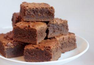 Raspberry and Chocolate Liqueur Brownie Recipe