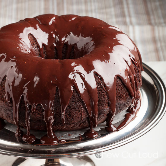Easy Chocolate Kahlua Cake Recipe
