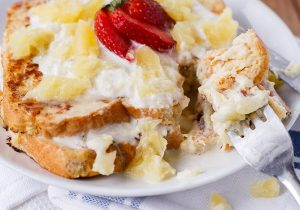 Pina Colada French Toast Recipe