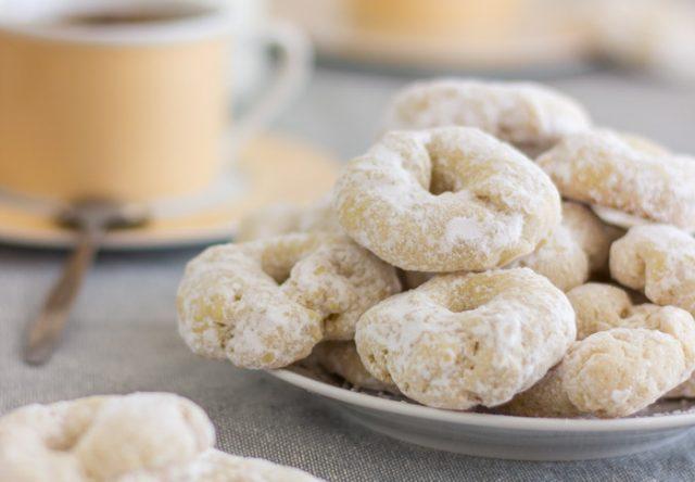 White Wine Cookies Recipe