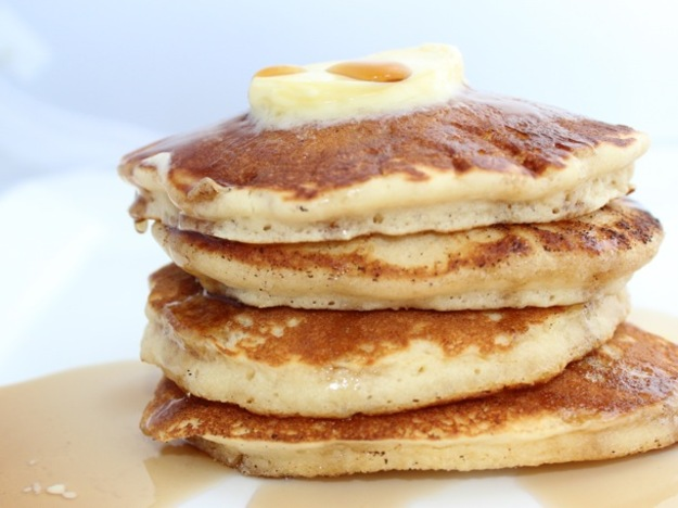 Baileys Irish Cream Pancakes Recipe