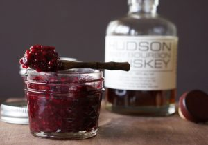 Blackberry Vanilla Bourbon Jam Recipe