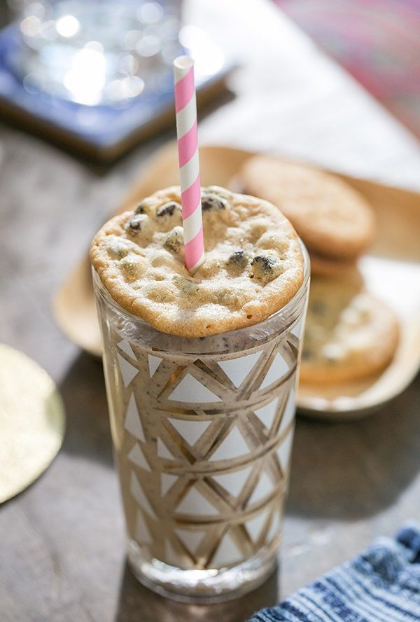 Boozy Coffee and Bourbon Milkshake Recipe