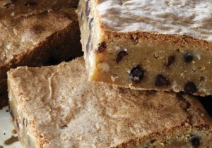 Drunk Blondies Recipe