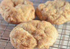 Drunken Snickerdoodle Cookies Recipe