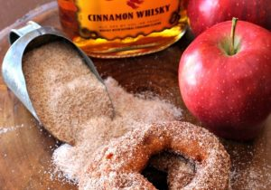 Fireball Apple Fritters Recipe