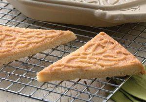 Irish Cream Shortbread Recipe