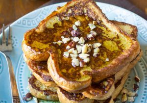 Kahlua and Cream French Toast Recipe