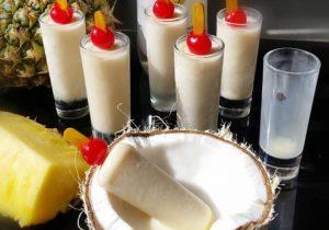 Pina Colada Popsicles Recipe