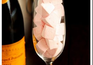Pink Champagne Marshmallows Recipe