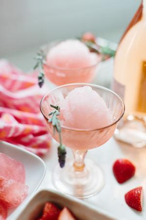 Rose Slushy Recipe