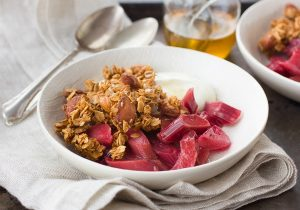 Rum-Kissed Coconut Granola Recipe