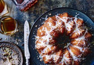 Spiced Hot Toddy Cake Recipe
