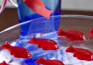 Swedish Fish Jello Shots Recipe