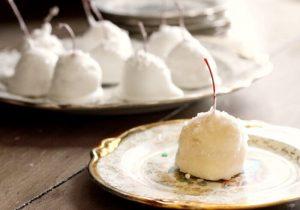 Bourbon White Chocolate Covered Cherries Recipe
