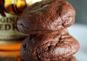 Chocolate Rum Cookie Recipe