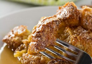 Bourbon Cinnamon French Toast Bake Recipe