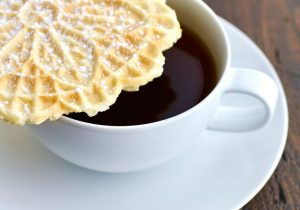 Orange Amaretto Pizzelle Cookie Recipe