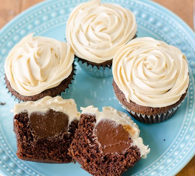 Irish Car Bomb Cupcake Recipe
