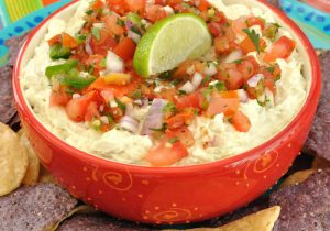 Mfargarita Chicken Dip Recipe
