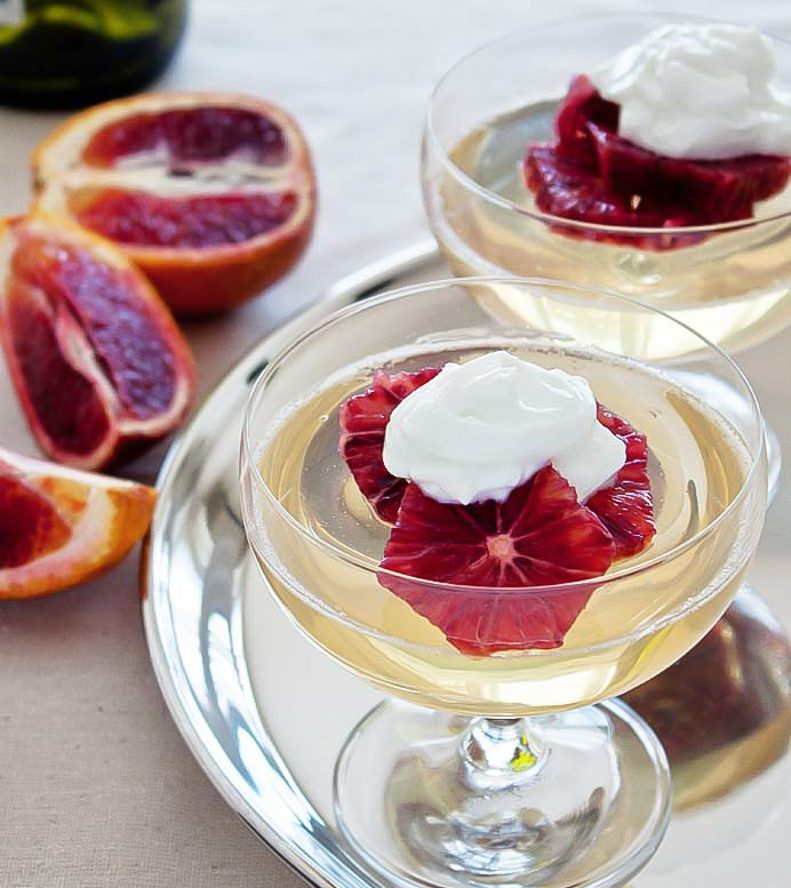 Moscato Jello Recipe