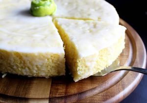 Tequila Lime Corn Cake Recipe
