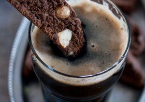 Chocolate Beer Biscotti Recipe